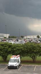 Storm near KOKC