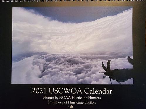 2021 USCWOA Calendar