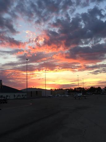 Beautiful Morning Sky @ KTLH
