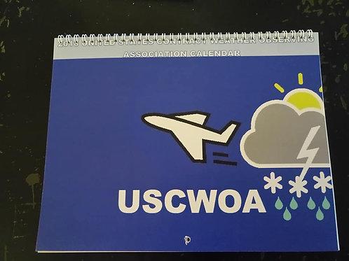 2020 USCWOA Calendar