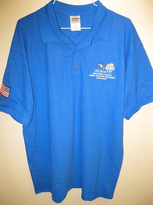2 Pack 2017 Non-Member USCWOA Polo Shirt