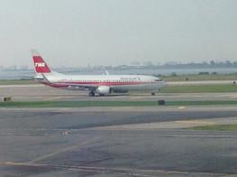 TWA Tribute American Plane
