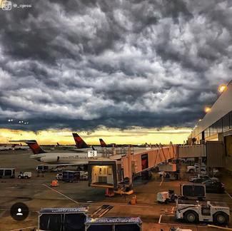 Dark Clouds over KATL