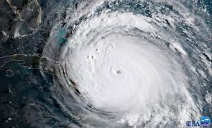 Satellite Imagery of Hurricane Irma