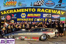 Funny Car Fever & Nostalgia Reunion -Sacramento Raceway, CA