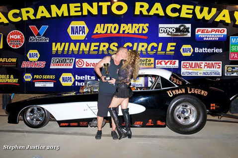 CIFCA's Final Race of 2015 - The Governor's Cup at Sacramento Raceway September 11 & 12,