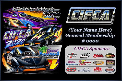 2020 CIFCA General Membership