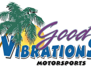 Good Vibrations Motorsports presenting sponsor of CIFCA