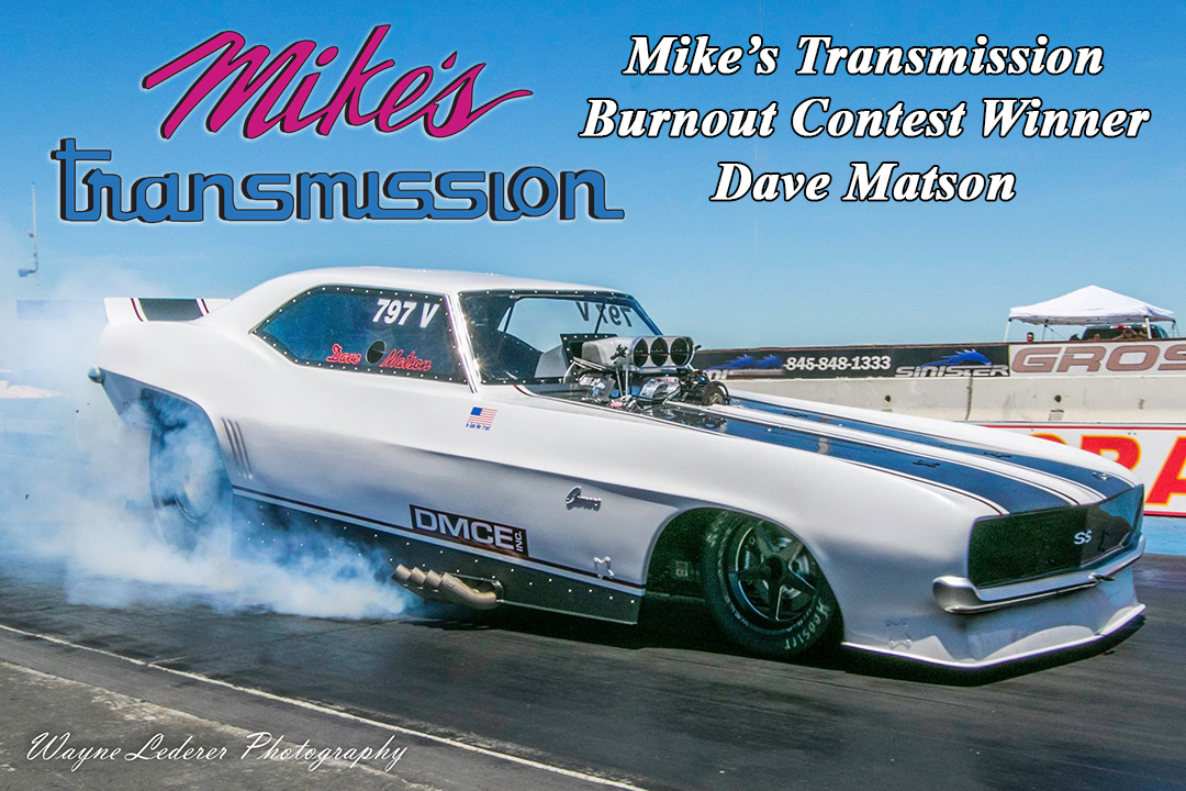 Dave Matson - Mikes Transmission