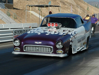 Funny Cars Return to San Diego County