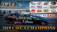 Happy Hour clinches 3rd CIFCA Championship
