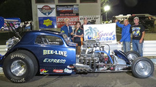 Funny Car Thunder - Medford Dragstrip