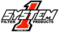 System 1 Filter Products - Do you have what it takes to be number 1?