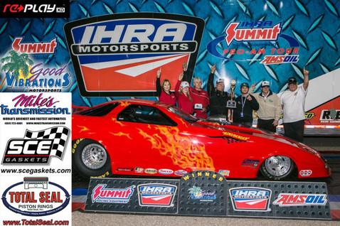 IHRA NitroJam at the Good Vibrations Motorsports Southwestern Nationals - Tucson, AZ