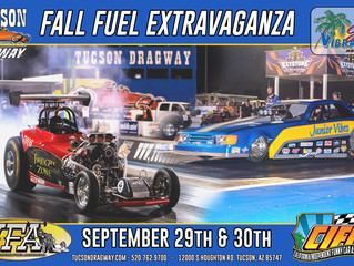 The Fall Fuel Extravaganza Presented by Good Vibrations Motorsports  - CIFCA's Final Race of 201