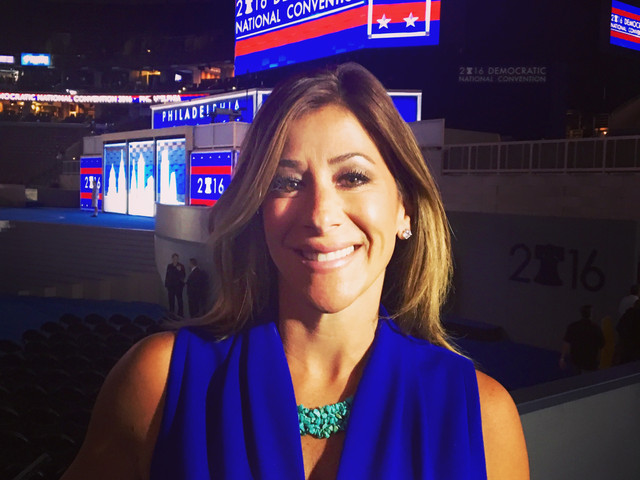 Wendy Saltzman Democratic National Convention 6abc