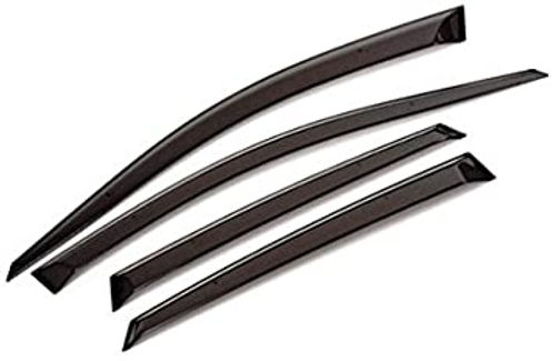 SUBARU OEM RAIN GUARDS