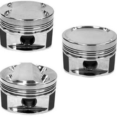MANLEY PERFORMANCE PLATINUM SERIES PISTON SET 06-14 WRX/04+ STI