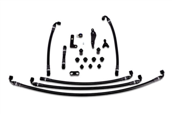 IAG Performance PTFE Fuel Line Kit - 08-20 STI
