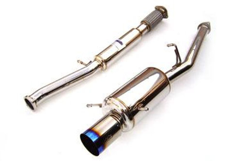 INVIDIA G200 TITANIUM TIP CAT-BACK EXHAUST- 02-07 WRX/STI