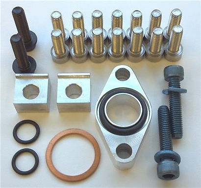 KILLER B MOTORSPORT OIL PAN HARDWARE KIT- SUBARU MODELS