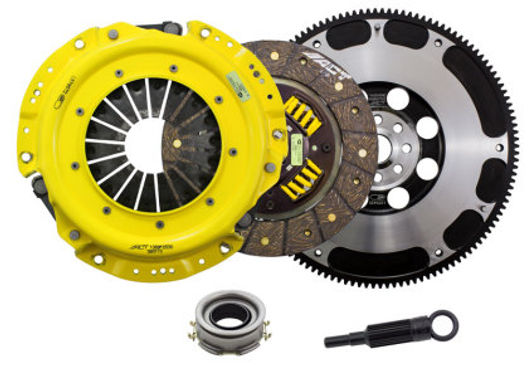 ACT HEAVY DUTY PERFORMANCE STREET DISC CLUTCH KIT FLYWHEEL INCLUDED 13+ BRZ