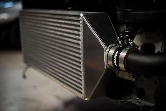ETS FRONT MOUNT INTERCOOLER 04-07 STI