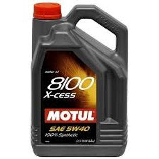MOTUL 8100 X-CESS 5W-40 GEN 2