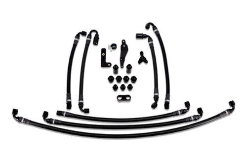 IAG PERFORMANCE PTFE FUEL LINE Kit FOR USE W/ COBB FLEX FUEL SENSOR-08-19 STI