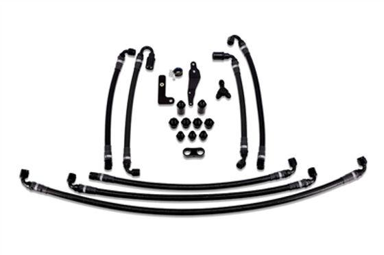 IAG PERFORMANCE PTFE FUEL LINE Kit FOR USE W/ COBB FLEX FUEL SENSOR-08-20 STI