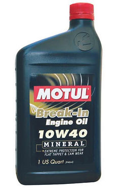 MOTUL BREAK-IN OIL 10W40