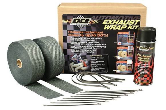 DEI Automotive Exhaust / Header Wrap Kit