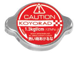 KOYO TYPE  A RADIATOR CAP (RED/ 1.3 BAR)