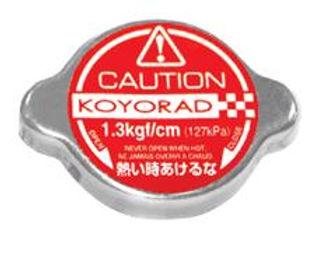 KOYO TYPE  A RADIATOR CAP (RED/ 1.3 BAR)