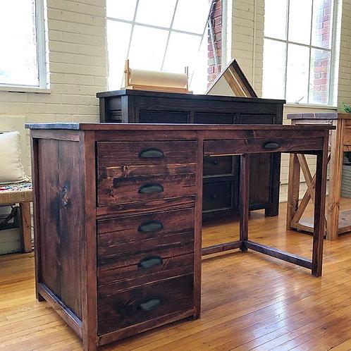 Printmakers Desk