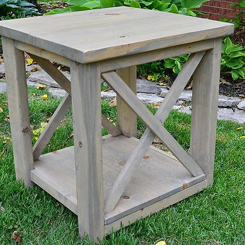 Clifton End Table