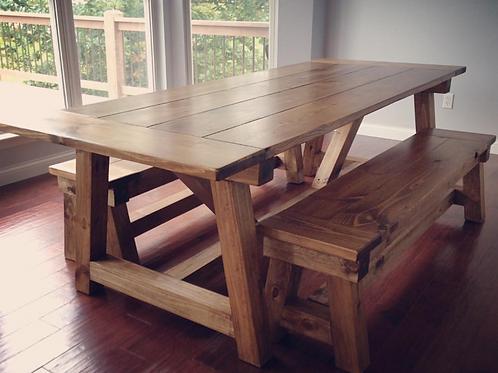 4x4 Truss Table