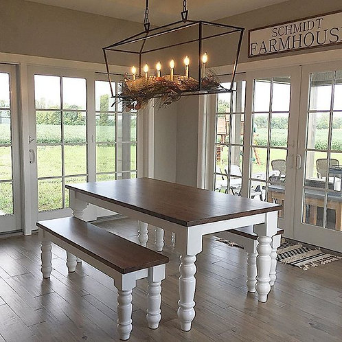 The Husky Farmhouse Table