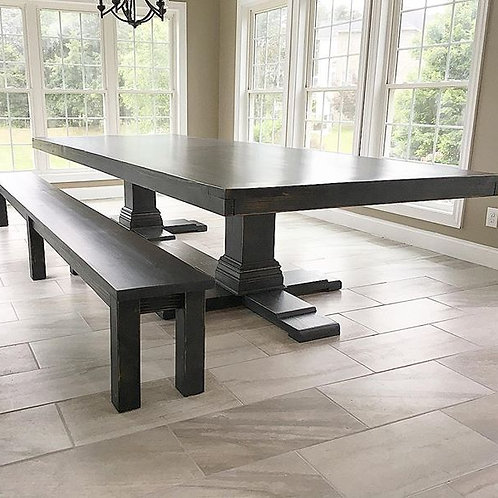 Augusta Pedestal Table