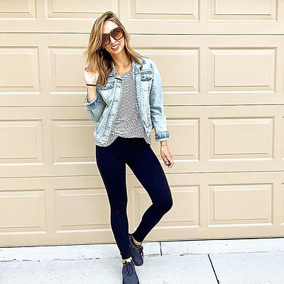 You can never go wrong with a denim jack