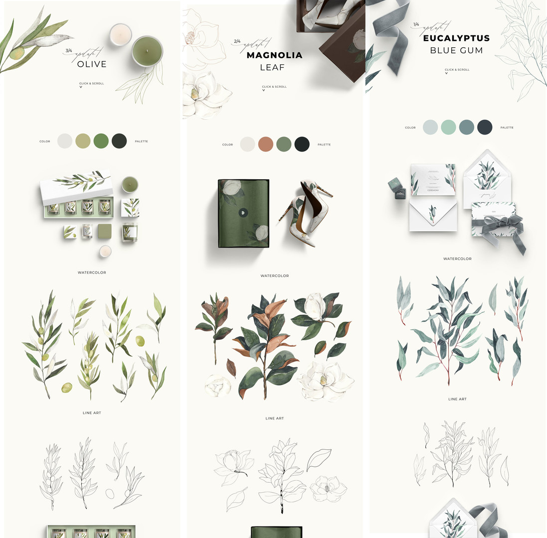 greenery IV