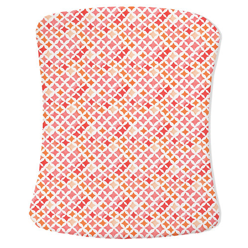 Stokke care change pad cover - Organic Watercolor