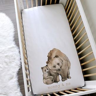 Crib sheet Be mama bear.jpg