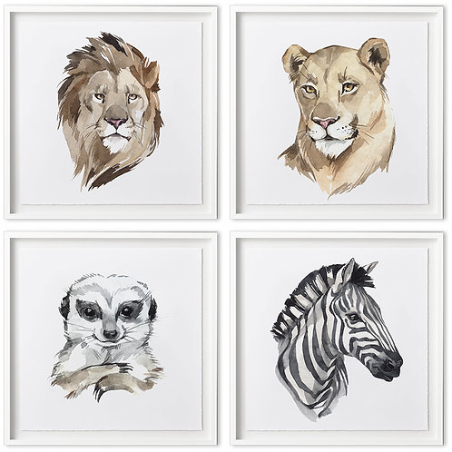Fine art print - Out of Africa