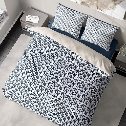 Duvet cover - Art Deco pattern