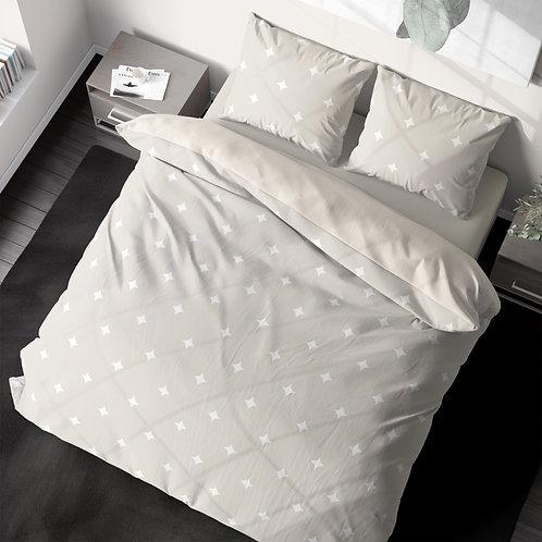 Duvet cover - Diamond pattern