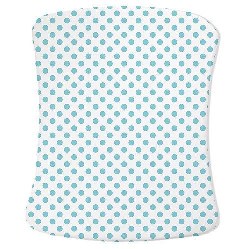 Stokke care change pad cover - aqua