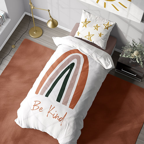 Personalized duvet cover - Rainbow 4
