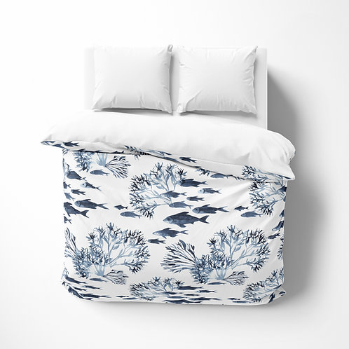 Personalized comforter - Neptune patterns