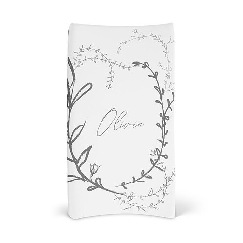 Personalized Changing Pad - Fine Art III